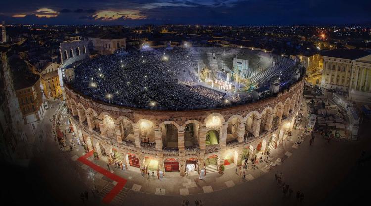 Arena di Verona photo
