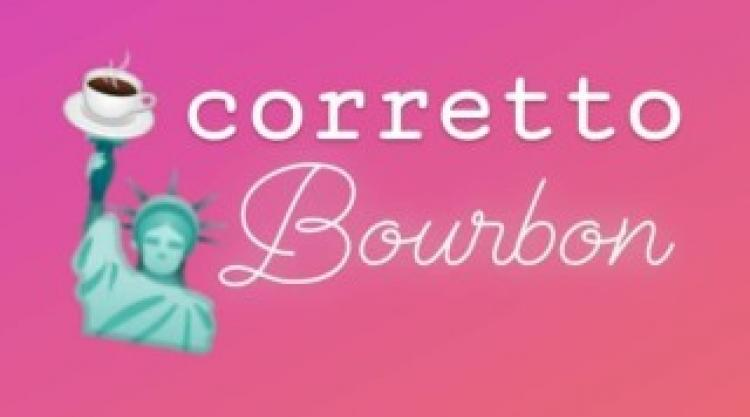 corretto bourbon logo
