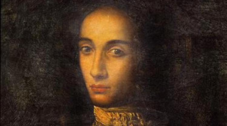 Portrait of Alessandro Scarlatti, attributed to Lorenzo Vaccaro (c1770) Museo di Strumenti del Conservatorio, Naples, Italy/Leemage/Lebrecht Music & Arts