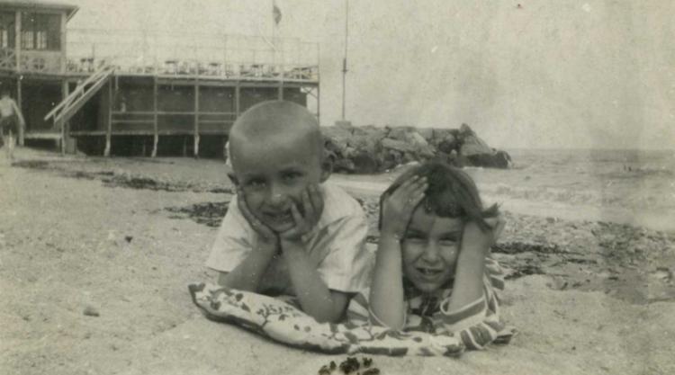 Primo Levi photo