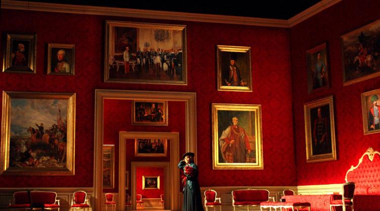 photo from Der Rosenkavalier