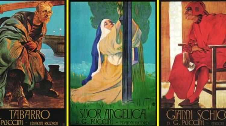 Image of Trittico covers