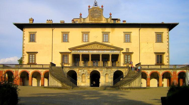 photo of Medicean villa