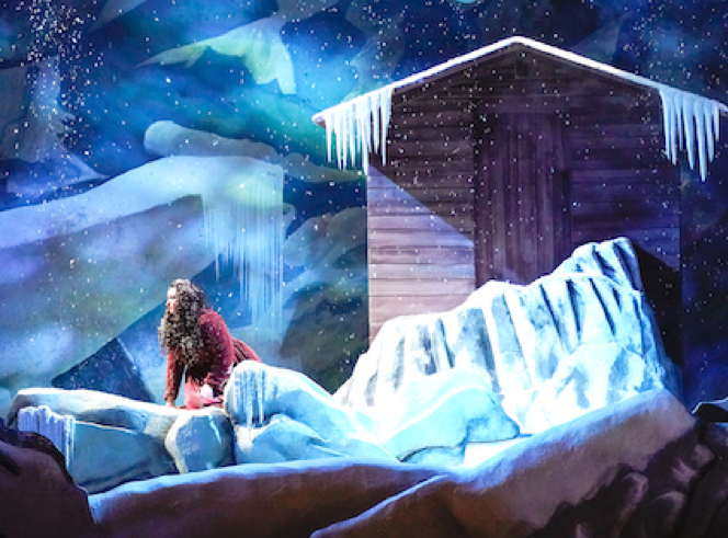 Sarasota Opera's production of La Wally