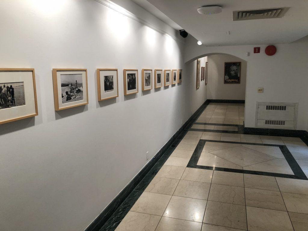 Photo of Casa Italiana exhibit