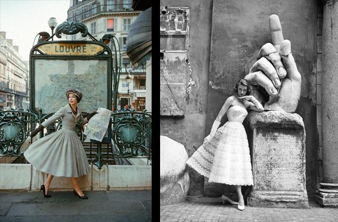 photos of Dior / Papini