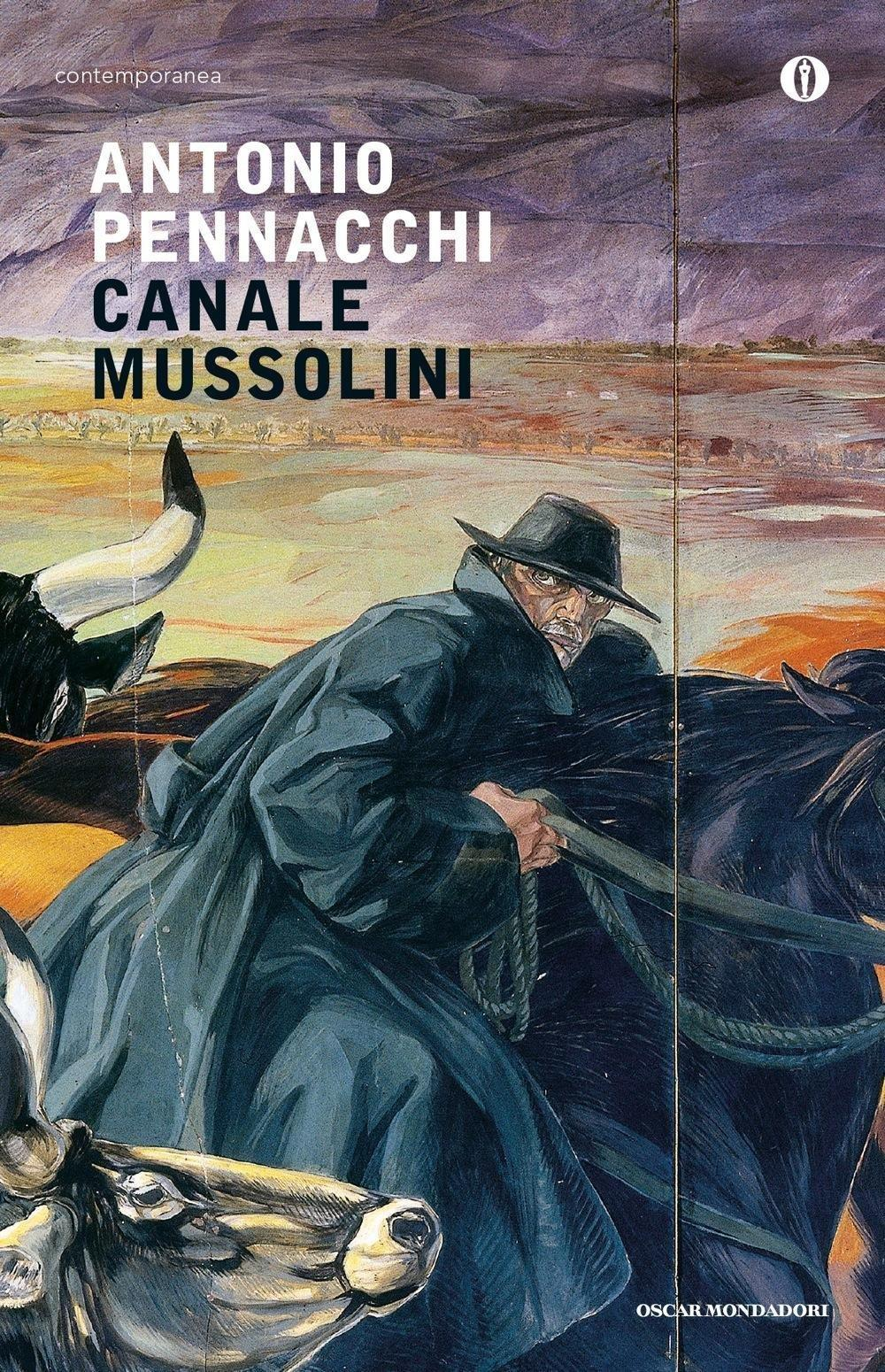 Canale Mussolini cover