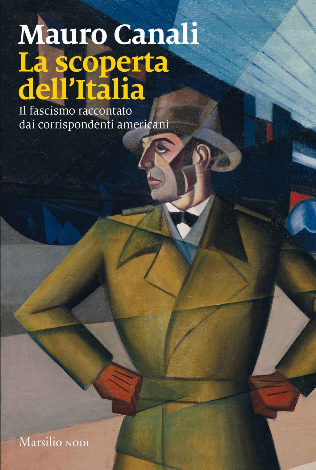 La scoperta dell'Italia book cover
