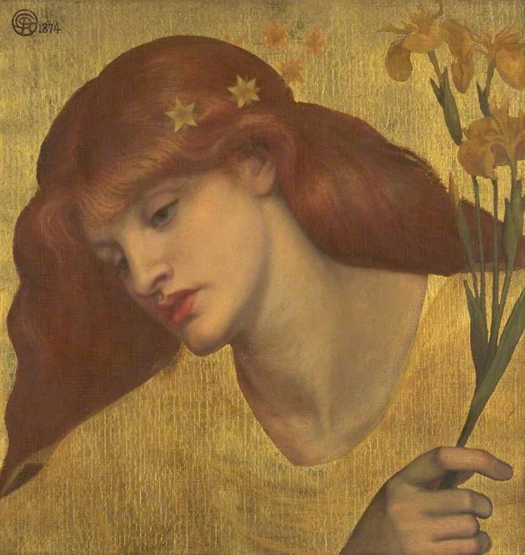 Rossetti painting