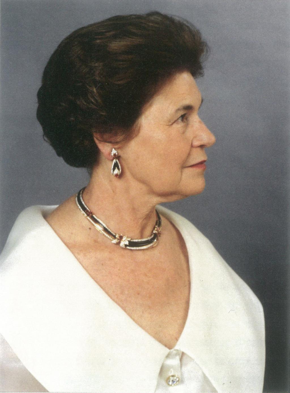 photograph of Baroness Zerilli-Marimò