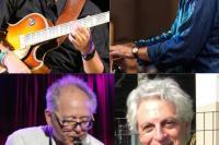 photos of Giancarlo Mazzù, Luciano Troja, Blaise Siwula and Rocco John Iacovone