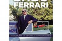 Enzo Ferrari book cover