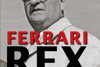 Enzo Ferrari Italian book cover