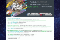 NICE Film Festival New York 2019